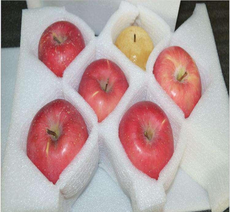 水果在运输的过程中怎样选择包装材料好呢?