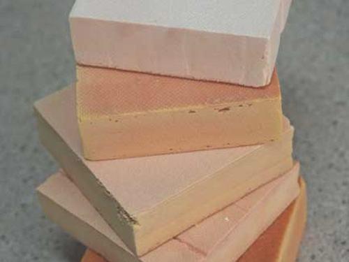 房地产新型建筑泡沫砖材料 佛山高密度泡沫砖生产