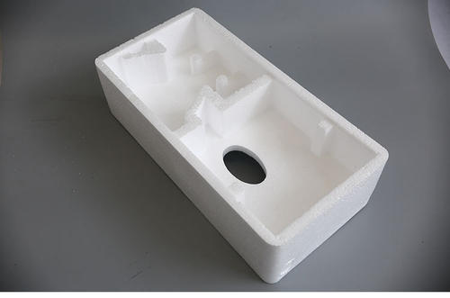 网购一个陶瓷洗脸台真怕摔碎,异型泡沫就解决了防撞的问题