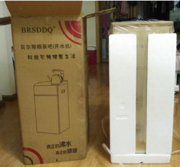 饮水机该如何打包?防震泡沫包装材料是必须品