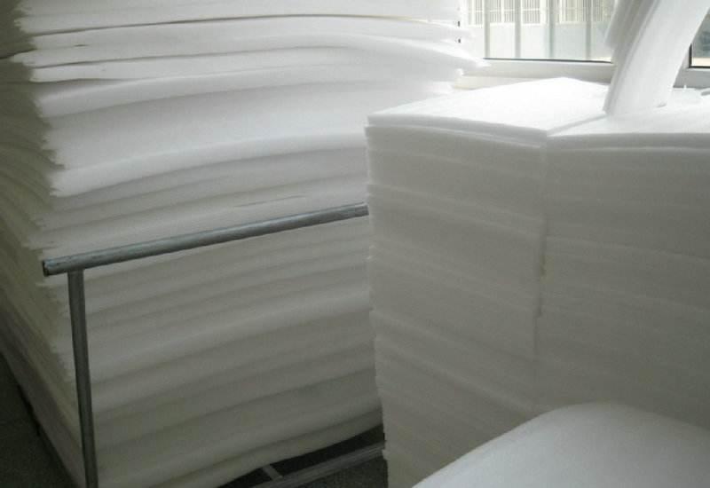 珍珠棉喷涂防震泡沫板 epe成型泡沫包装定制
