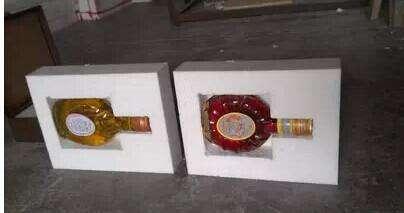 佛山泡沫厂家 珍珠棉防震包装 酒瓶易碎品泡沫包装