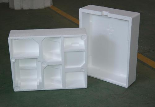 佛山epe珍珠棉成型泡沫包装 白色泡沫包装箱厚度可定做